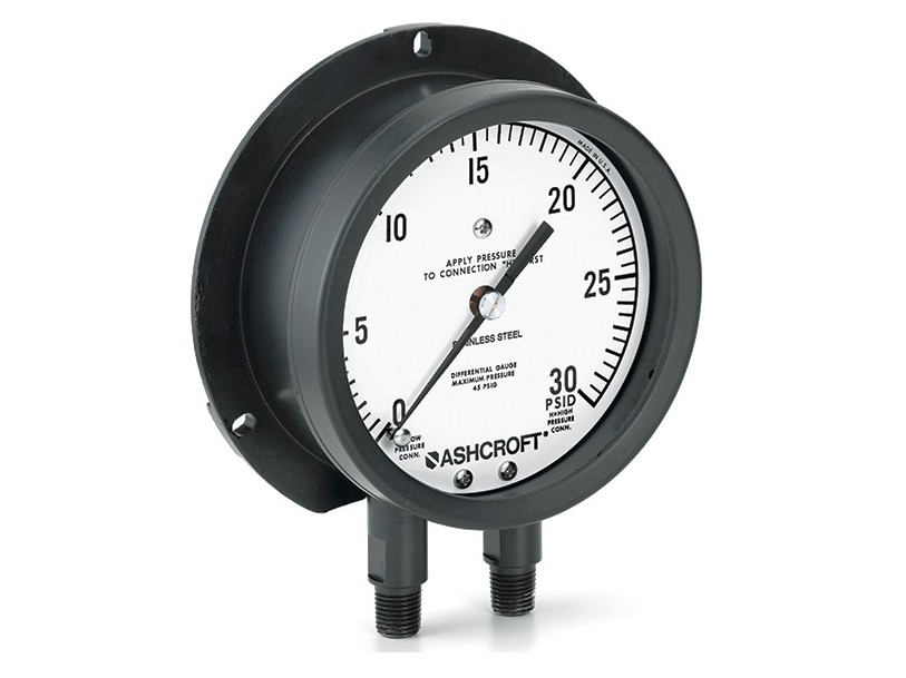Stainless Steel Differential Pressure Gauge