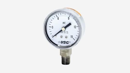 Corrosion Resistant Pressure Gauge
