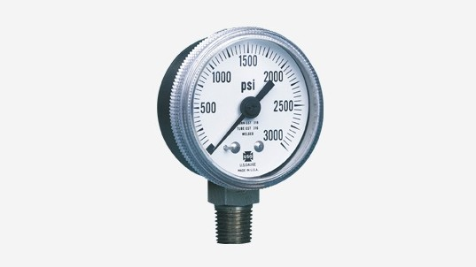 High Accuracy, Corrosion Resistant Pressure Gauge