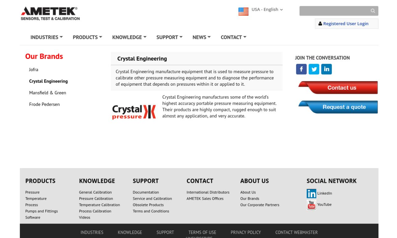 Crystal Engineering Corporation