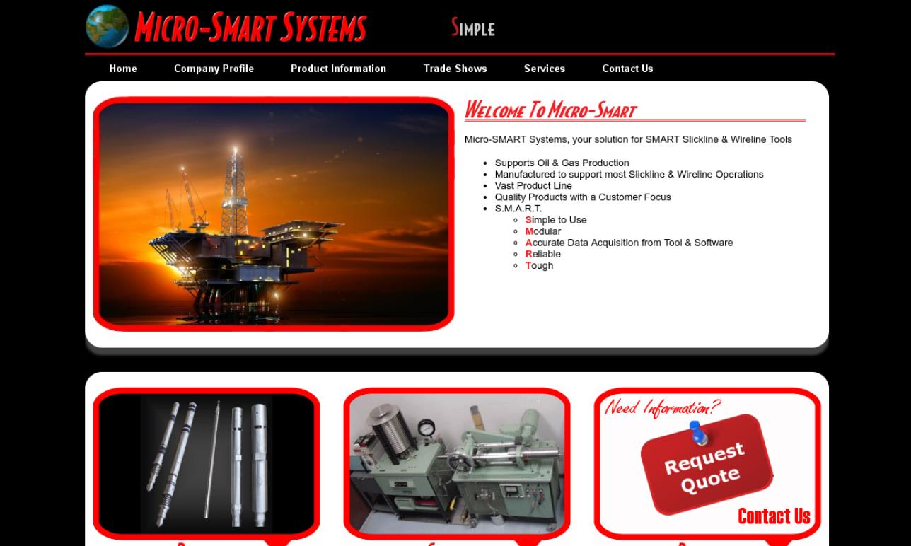 Micro-SMART Systems, Inc.