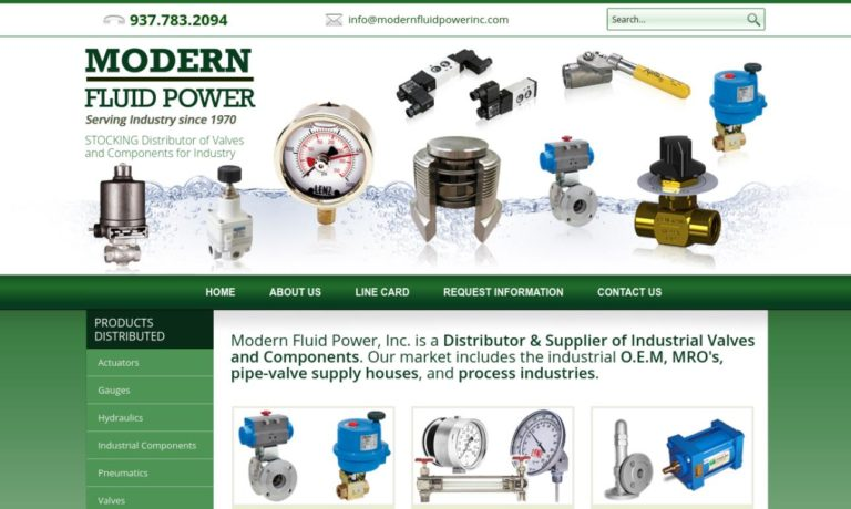 Modern Fluid Power, Inc.