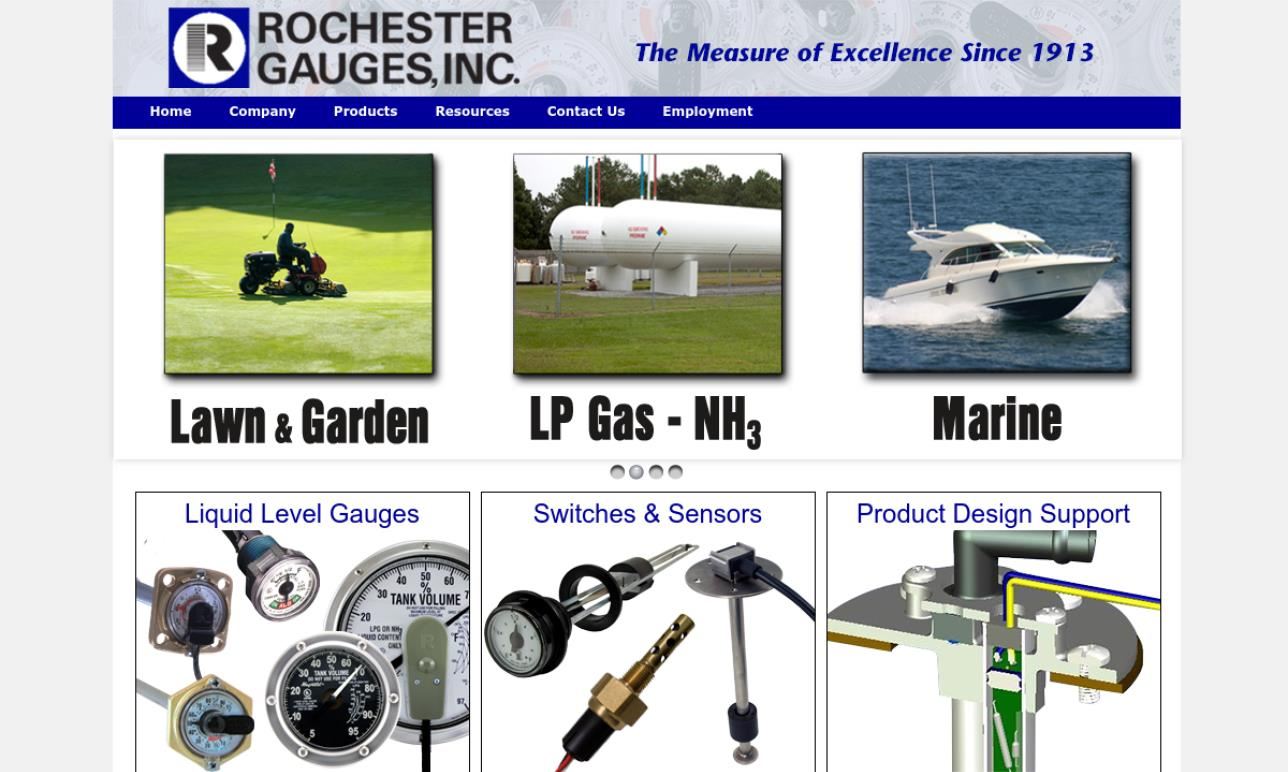 Rochester Gauges, Inc.