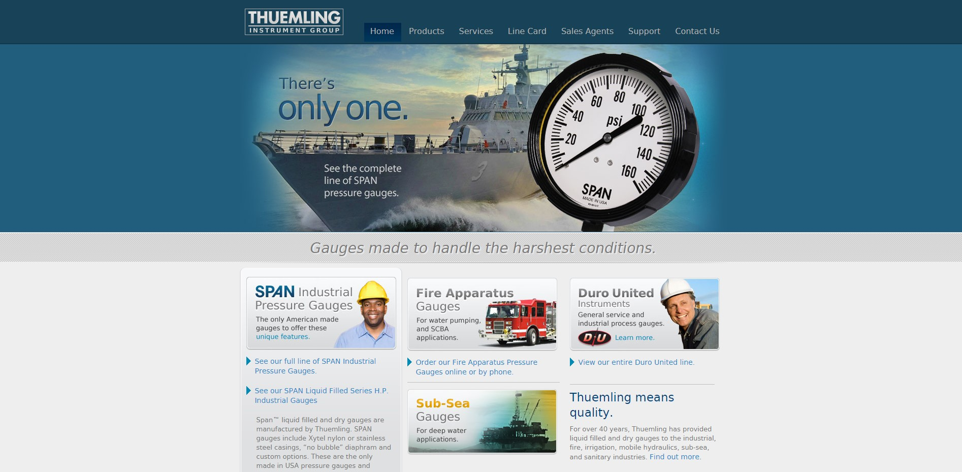 Thuemling Instrument Group, Inc.