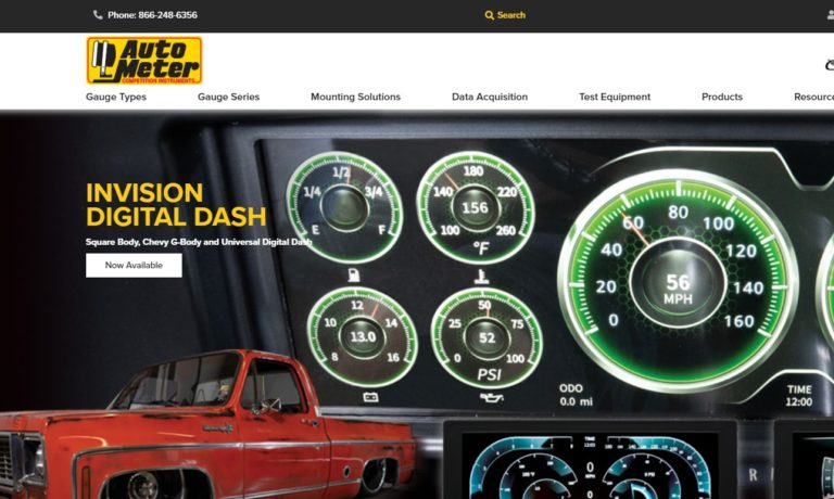 Auto Meter Products, Inc.