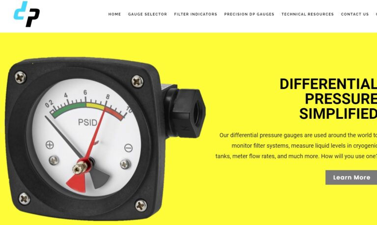Differential Pressure Plus, Inc.